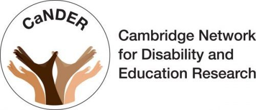 © All Rights Reserved. Cambridge Network for Disability and Education Research (CaNDER)